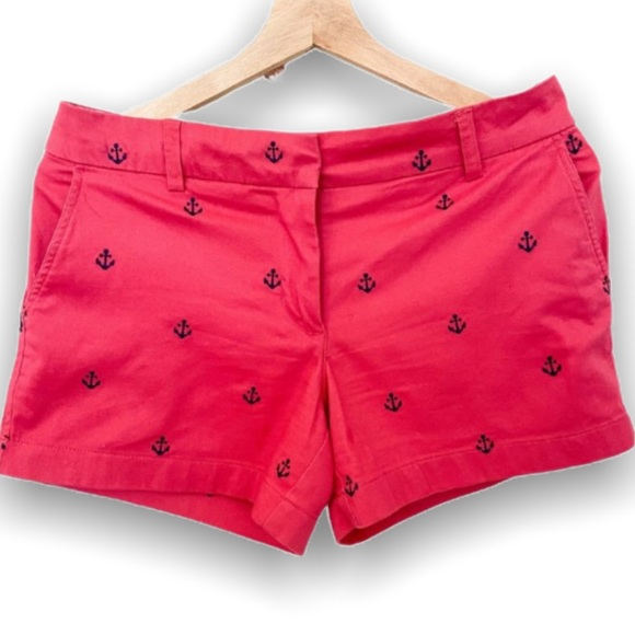 Cambridge Anchor Shorts